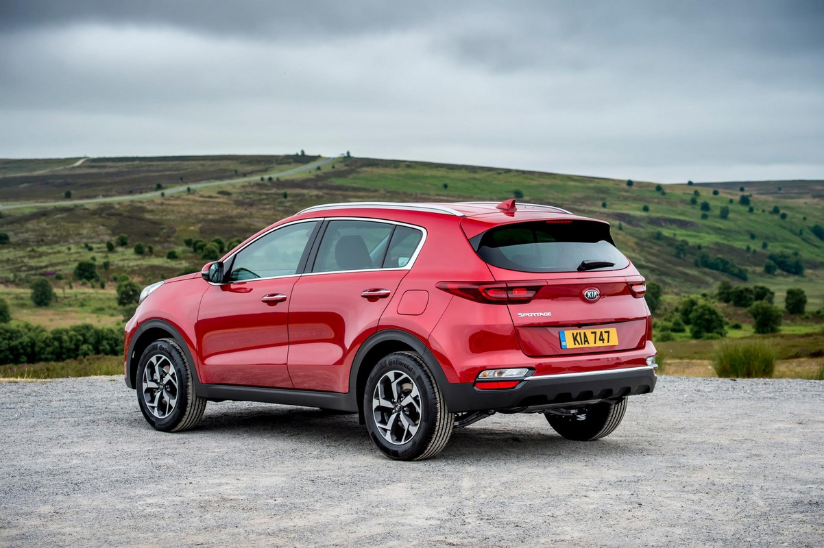 2019 kia sportage uk pricing and specs. Black Bedroom Furniture Sets. Home Design Ideas