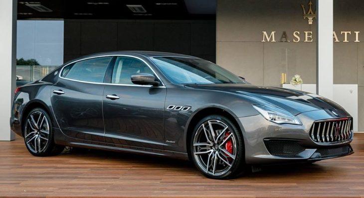 2019 Maserati Quattroporte 730x398 at 2019 Maserati Quattroporte and Levante Get New Engine in the UK
