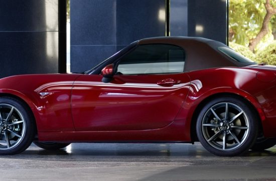 2019 Mazda MX 5 2 550x360 at 2019 Mazda MX 5 (US Spec) Gets Power and Tech Upgrade
