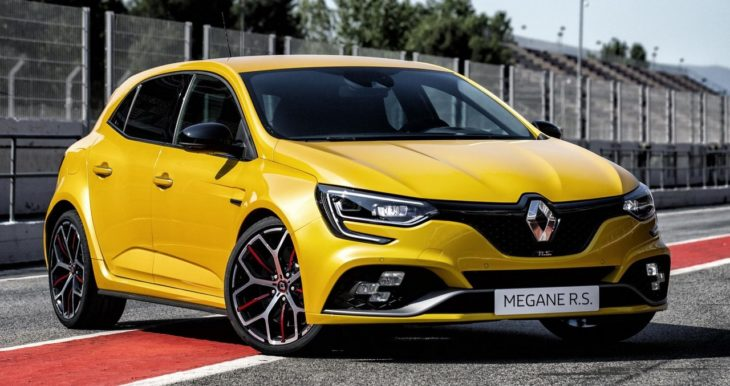 2019 Renault Megane RS Trophy 1 730x386 at 2019 Renault Megane RS Trophy Is for Hot Hatch Geeks