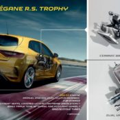 2019 Renault Megane RS Trophy 4 175x175 at 2019 Renault Megane RS Trophy Is for Hot Hatch Geeks
