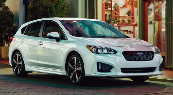 2019 Subaru Impreza 1 730x401 at 2019 Subaru Impreza Just 100 Bucks Dearer Than Last Year