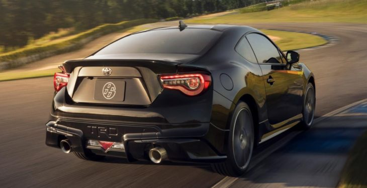 2019 Toyota 86 TRD Special Edition 2 730x375 at 2019 Toyota 86 TRD Special Edition Announced
