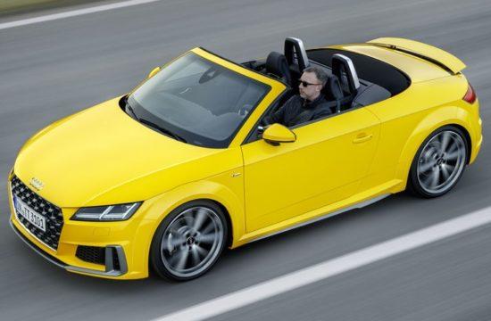 2019 audi tt 0 550x360 at 2019 Audi TT Unveiled: Sharper, Sportier, More Dynamic