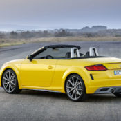 2019 audi tt 2 175x175 at 2019 Audi TT Unveiled: Sharper, Sportier, More Dynamic