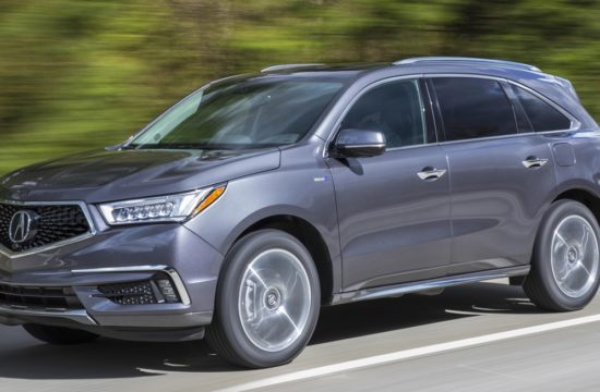 2019 Acura MDX Sport Hybrid 3 550x360 at 2019 Acura MDX Sport Hybrid   Pricing and Specs