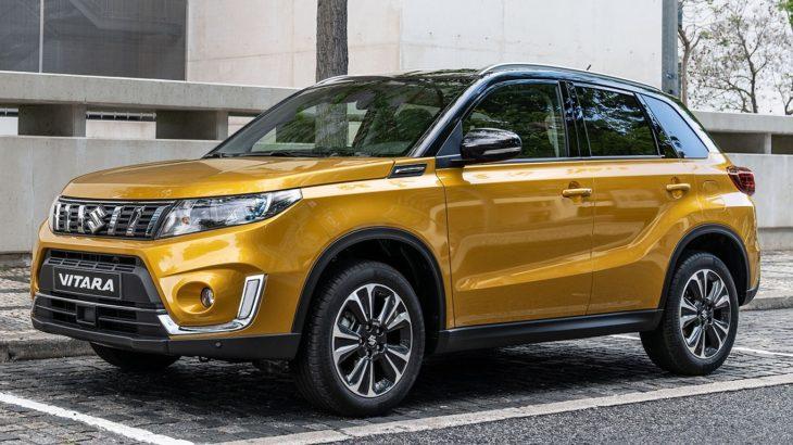 2019 Vitara 730x410 at 2019 Suzuki Vitara   Initial Details and Specs