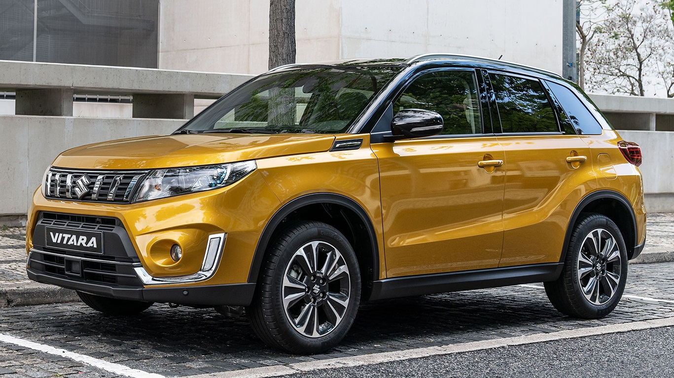2019 suzuki vitara initial details and specs. Black Bedroom Furniture Sets. Home Design Ideas