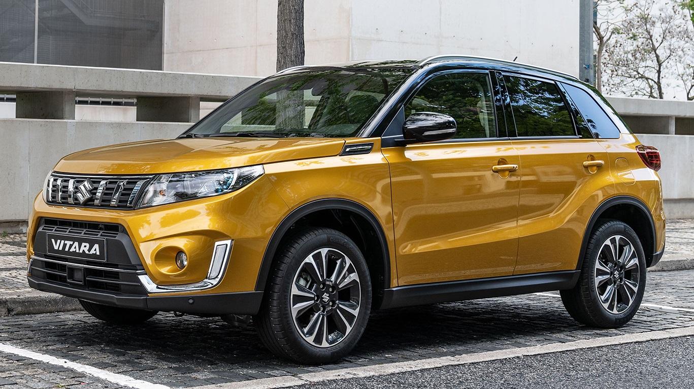 Lexus Dealership Dallas >> 2019 Suzuki Vitara - Initial Details and Specs