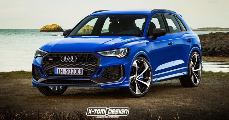 2020 Audi RS Q3 730x384 at 2020 Audi RS Q3 Imagined in Rendering