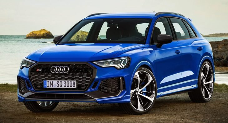 2020 Audi RS Q3 t 730x396 at 2020 Audi RS Q3 Imagined in Rendering