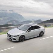 2020 Mercedes A Class Sedan 2 175x175 at 2020 Mercedes A Class Saloon Priced from 30,916 EUR