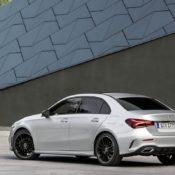 2020 Mercedes A Class Sedan 8 175x175 at 2020 Mercedes A Class Saloon Priced from 30,916 EUR