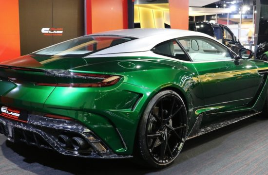 5 ASTON MARTIN DB11 MANSORY HGL00958 1 550x360 at Up Close Look at the Mansory Aston Martin DB11 CYRUS