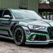 ABT Audi RS6 E Concept  front stehend 1 175x175 at Tuning Goes Electric: ABT Audi RS6 E Concept