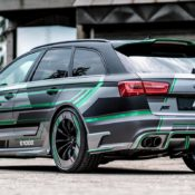 ABT Audi RS6 E Concept  heck stehend 2 175x175 at Tuning Goes Electric: ABT Audi RS6 E Concept