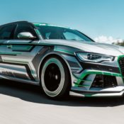 ABT Audi RS6 E Concept front fahrend 10 175x175 at Tuning Goes Electric: ABT Audi RS6 E Concept