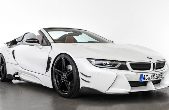 AC Schnitzer BMW i8 Roadster 1 550x360 at AC Schnitzer BMW i8 Roadster Styling Kit Revealed