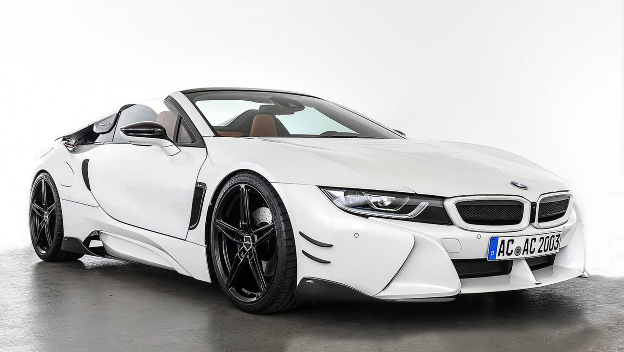 ac schnitzer bmw i8 roadster styling kit revealed. Black Bedroom Furniture Sets. Home Design Ideas