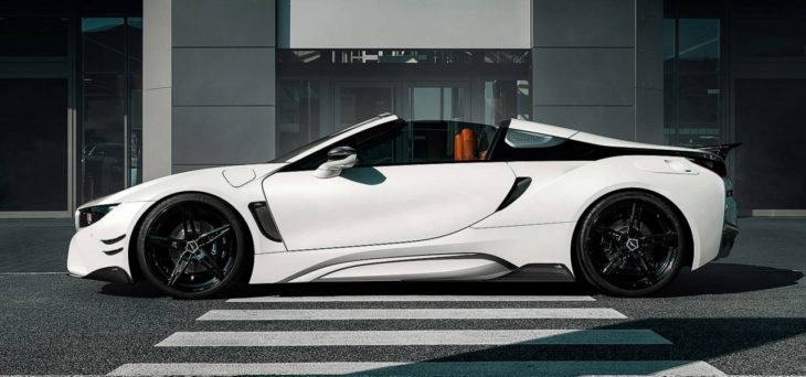 AC Schnitzer BMW i8 Roadster 8 730x342 at AC Schnitzer BMW i8 Roadster Styling Kit Revealed
