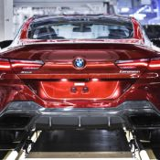 BMW 8 Series factory 1 175x175 at 2019 BMW 8 Series Looks Hot on Production Line