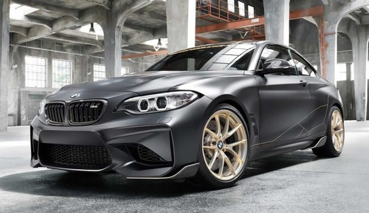 BMW M Performance Parts Concept 1 730x421 at Wunderbar: BMW M2 Performance Parts Concept