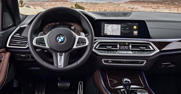 BMW X5 2019 int 730x381 at 2019 BMW X5 MSRP Revealed   from $60,700