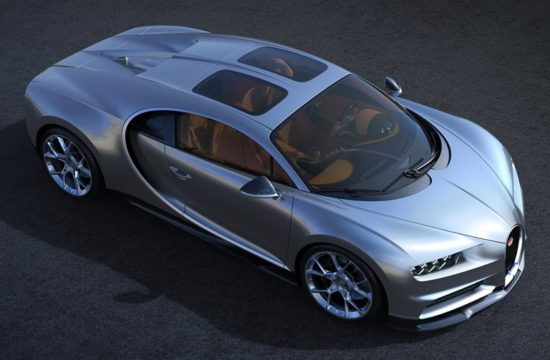Bugatti Chiron Sky View 1 550x360 at Bugatti Chiron Gets Sky View Glass Roof Option