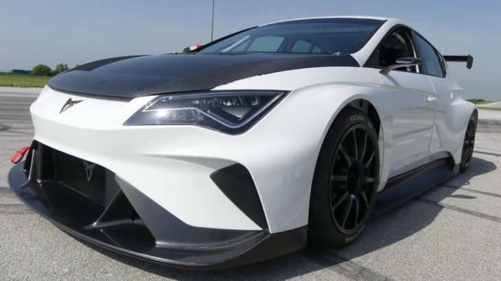 CUPRA battery test 001 HQ 730x410 at CUPRA e Racer Pops its Tarmac Cherry
