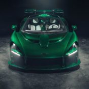 Emerald Green McLaren Senna 6 175x175 at Emerald Green McLaren Senna Delivered to Michael Fux in NYC