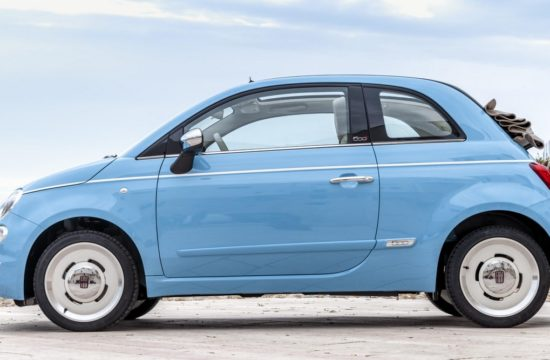 Fiat 500 Spiaggina58 06 550x360 at Fiat 500 Spiaggina '58 Is a Birthday Gift for the Cinquecento
