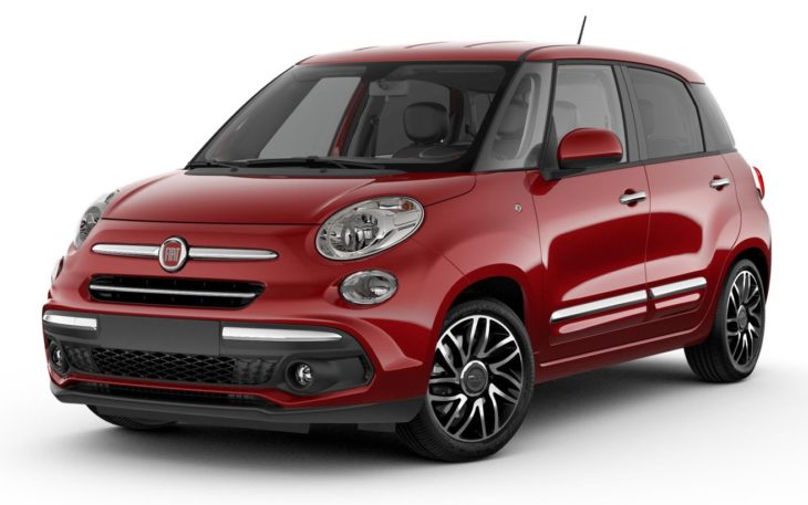 Fiat 500L Chrome Pack 730x457 at Fiat 500L and 500X Get Chrome Appearance Package