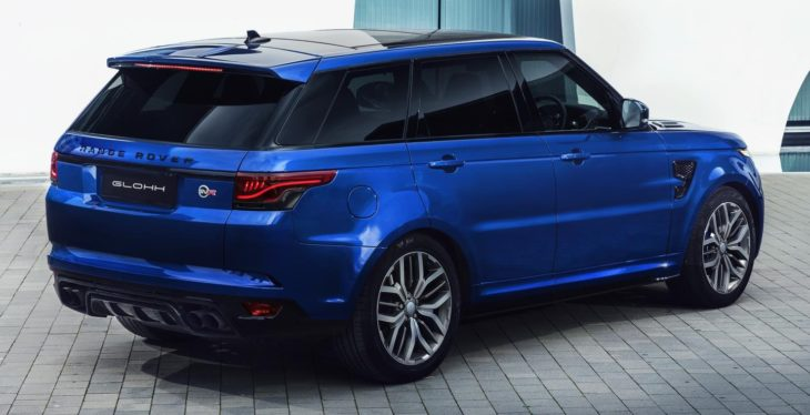 GL 5i image 5 730x374 at Glohh Launches Dramatic Taillights for Range Rover Sport