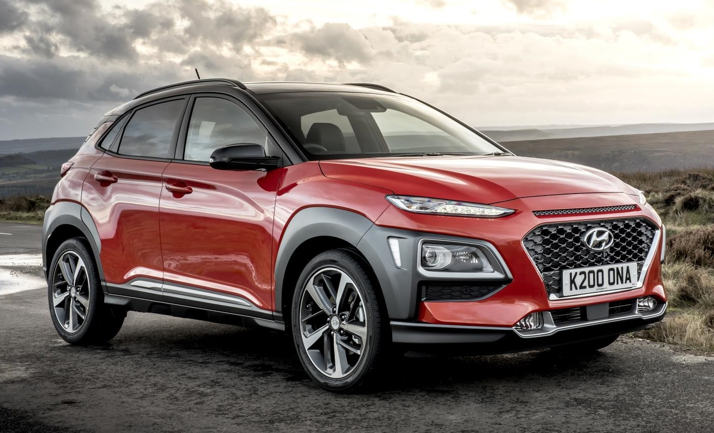 hyundai kona diesel pricing and specs announced uk. Black Bedroom Furniture Sets. Home Design Ideas