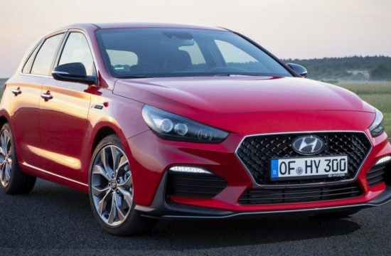 Hyundai i30 N Line 0 550x360 at 2019 Hyundai i30 N Line is a Diet i30N