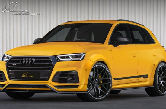 Lumma Audi SQ5 1 550x360 at Lumma Audi SQ5 (CLR 5S) Previewed, Looks Good