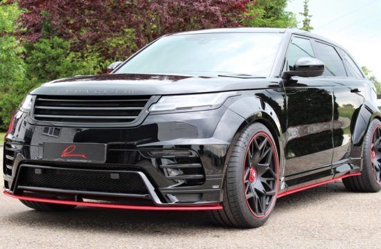Lumma Velar 0 550x360 at Lumma Range Rover Velar Wide Body Is Simply Awesome
