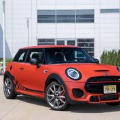 MINI John Cooper Works International Orange 2 175x175 at Official: 2019 MINI John Cooper Works International Orange Edition