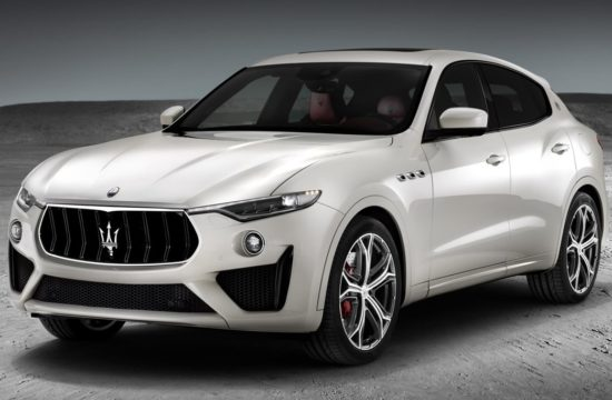 Maserati Levante GTS 2 550x360 at 2019 Maserati Levante GTS Unveiled with V8 Power