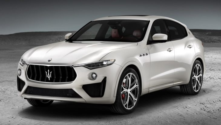 Maserati Levante GTS 2 730x415 at 2019 Maserati Levante GTS Unveiled with V8 Power