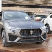 Maserati Levante Trofeo Maserati at Goodwood Festival of Speed 175x175 at 2019 Maserati Levante GTS Unveiled with V8 Power