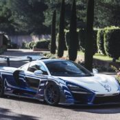 McLaren Senna 001 12 175x175 at McLaren Senna 001 Owner Gives it a Proper Welcome