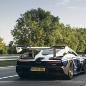 McLaren Senna 001 5 175x175 at McLaren Senna 001 Owner Gives it a Proper Welcome