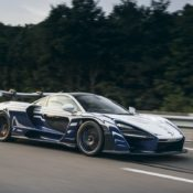 McLaren Senna 001 6 175x175 at McLaren Senna 001 Owner Gives it a Proper Welcome