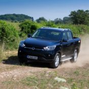 Musso Rebel 5 175x175 at New SsangYong Musso Pickup Launches in UK in Saracen, Rhino, & Rebel Trims