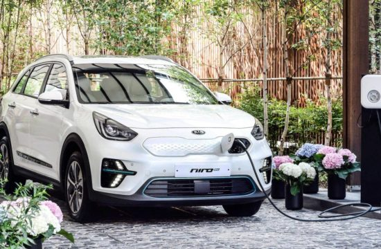 Niro EV 550x360 at Kia Niro EV Goes on Sale in Korea, Gears Up for European Launch