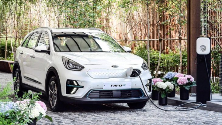 Niro EV 730x412 at Kia Niro EV Goes on Sale in Korea, Gears Up for European Launch