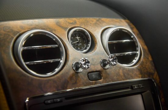 Open Pore Walnut Veneer 550x360 at Bentley Mulliner Launches Open Pore Walnut Veneer