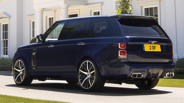 Overfinch range rover 2018 0 0 730x407 at Overfinch Range Rover 2018 Is a Mega SUV!