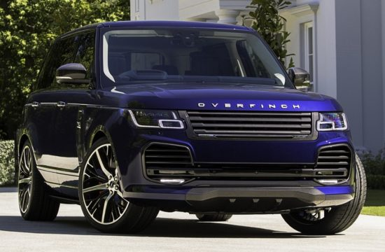 Overfinch range rover 2018 0 550x360 at Overfinch Range Rover 2018 Is a Mega SUV!